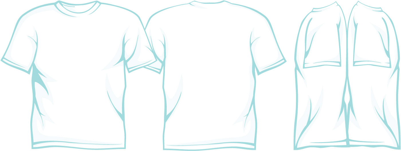 DeMeyere Design — T-Shirt template
