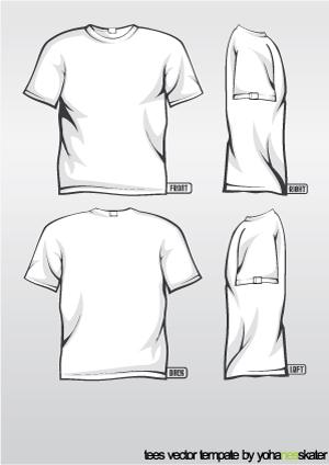 DeMeyere Design — T-Shirt template